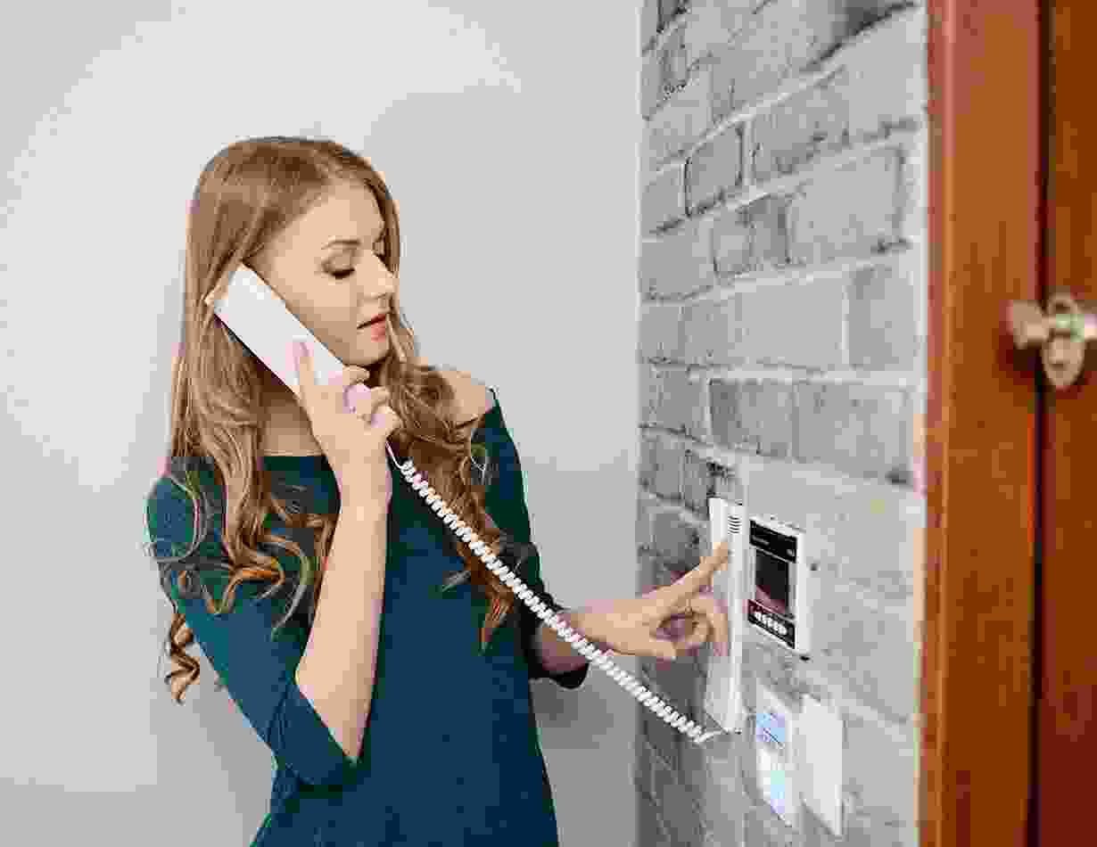 Apartment Door Phone